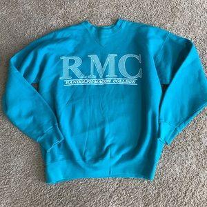 Randolph Macon Crew Neck